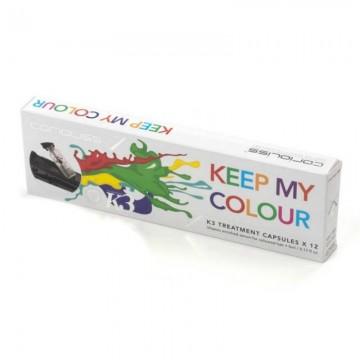 Keep My Colour - концентриран серум за боядисана коса за преси Corioliss
