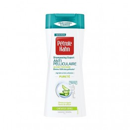 Petrole Hahn Unisex Шампоан против пърхот за мазна коса - 250 ml