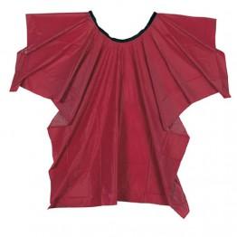 """Водоустойчива пелерина """"Plastique"""" червена [115 х 150 cm]"""