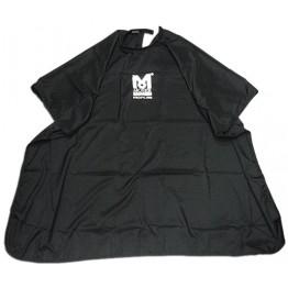 Фризьорска пелерина Moser [135 x 150 см черна]