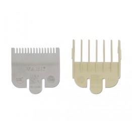 Комплект гребени за машинки за подстригване Wahl -  2 бр.