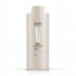 Fiber Infusion - шампоан с кератин за всеки тип коса - 1000 ml