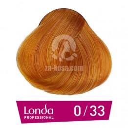 Londacolor 0/33 - Интензивен златен микс - 60 ml