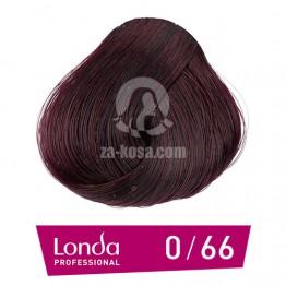 Londacolor 0/66 - Интезивно виолетов микс- 60 ml