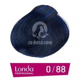 Londacolor 0/88 - Интезивен син микс - 60 ml