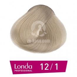 Londacolor 12/1 - Специално русо пепелно - 60 ml