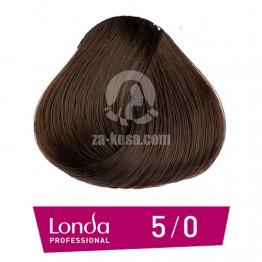 Londacolor 5/0 - Светло кестеняво - 60 ml