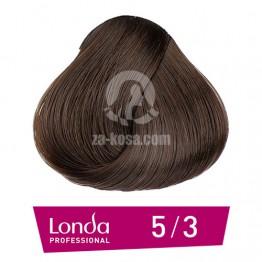 Londacolor 5/3 - Светло кестеняво златно - 60 ml