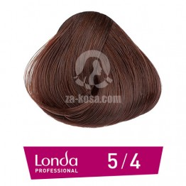 Londacolor 5/4 - Светло кестеняво медно - 60 ml