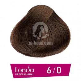 Londacolor 6/0 - Тъмно кафяво - 60 ml