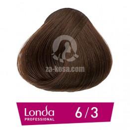 Londacolor 6/3 - Тъмно русо златно - 60 ml