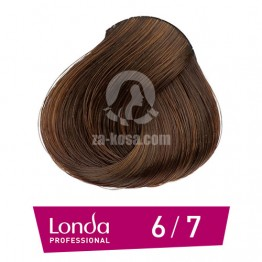 Londacolor 6/7 - Тъмно русо кафяво - 60 ml