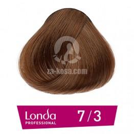 Londacolor 7/3 - Средно русо кафяво златно - 60 ml