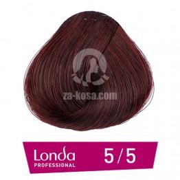 Londacolor 5/5 - Светло кестеняво червено - 60 ml