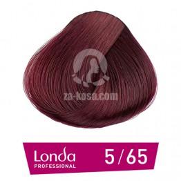 Londacolor 5/65 - Светло кестеняво виолетово - 60 ml