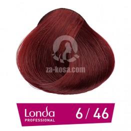 Londacolor 6/46 - Тъмно русо медно виолетово - 60 ml