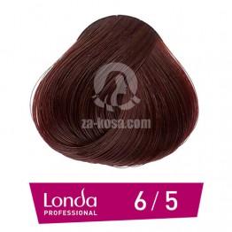 Londacolor 6/5 - Тъмно русо червено - 60 ml