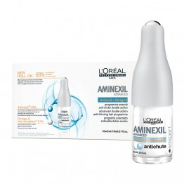 Aminexil Advanced - Ампули за косопад - 10 x 6ml