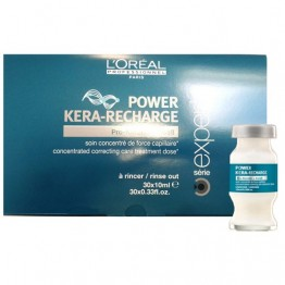 Pro-Keratin Refill - Ампула за изтощена коса - 10ml