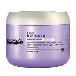 Liss Unlimited - Маска за непокорна коса - 200ml