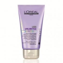 Liss Unlimited - Термо крем за изглаждане на косата - 150 ml
