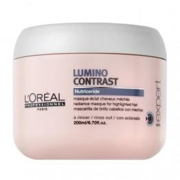 Lumino Contrast - маска за изрусена и на кичури коса - 200ml