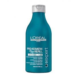 Pro-Keratin Refill - Шампоан за изтощена коса - 250ml