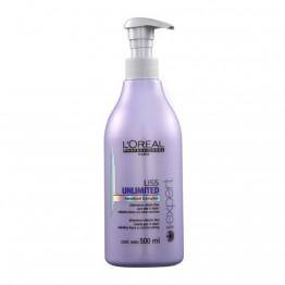 Liss Unlimited - Шампоан за непокорни и заплетени коси - 500 ml