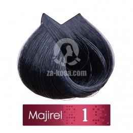 L'oreal Professionnel Majirel 1 - Черно - 50 ml