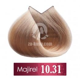 L'oreal Professionnel Majirel 10.31 - Платинено русо златисто пепелно - 50 ml