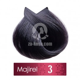 L'oreal Professionnel Majirel 3 Тъмно-кафяво - 50 ml