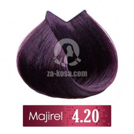 L'oreal Professionnel Majirouge 4.20 Средно кафяво интензивно виолетово - 50 ml