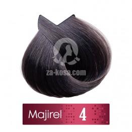 L'oreal Professionnel Majirel 4 Средно кафяво - 50 ml