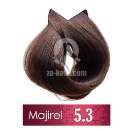 L'oreal Professionnel Majirel 5.3 Светлокафяво златисто - 50 ml