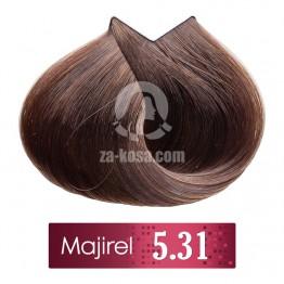 L'oreal Professionnel Majirel 5.31 Светлокафяво златисто пепелно - 50 ml