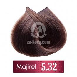 L'oreal Professionnel Majirel 5.32 Светлокафяво златисто виолетово - 50 ml