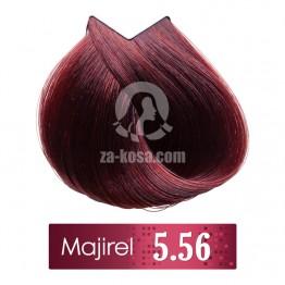 L'oreal Professionnel Majirouge 5.56 Светлокафяво интензивно махагоново червено - 50 ml