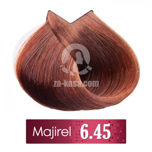l oreal majirel no 6 45 with 6 20vol oxydant cr 232 me 1000 ml permanent hair color mahogany l oreal professionnel majirel 6 45 тъмно русо меден махагон 50 ml