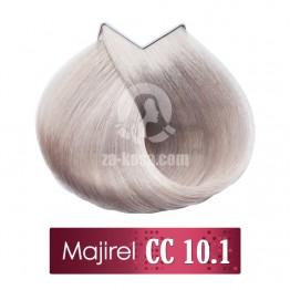 L'oreal Professionnel Majirel 10.1 CC - Платинено русо пепелно - 50 ml