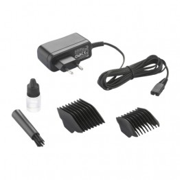 Контурна машинка за подстригване с кабел и акумулатор Moser Genio