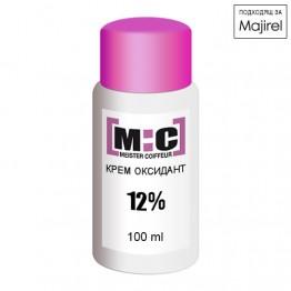 Крем оксидант 12% - M:C 40 vol. - 100ml