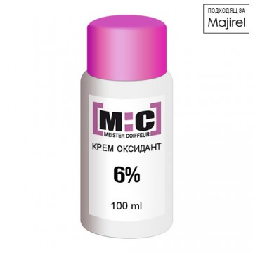 Крем оксидант 6% - M:C 20 vol. - 100ml
