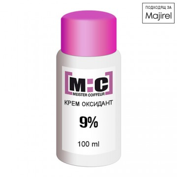Крем оксидант 9% - M:C 30 vol. - 100ml