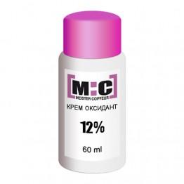 Крем оксидант 12% - M:C 40 vol. - 60ml