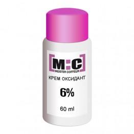 Крем оксидант 6% - M:C 20 vol. - 60ml