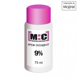 Крем оксидант 9% - M:C 30 vol. - 75ml