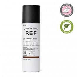 Dry Shampoo Brown - Сух шампоан за тъмни коси - 220 ml