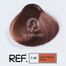 REF Colour 7.00 - Интензивно натурално русо - 100 ml