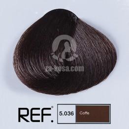 REF Colour 5.036 - Кафе - 100 ml