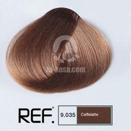 REF Colour 9.035 - Кафе с мляко - 100 ml